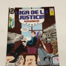 Cómics: LIGA DE LA JUSTICIA AMERICA Nº 35 / EDICIONES ZINCO. Lote 246125905