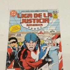 Cómics: LIGA DE LA JUSTICIA AMERICA Nº 36 / EDICIONES ZINCO. Lote 246125970
