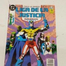 Cómics: LIGA DE LA JUSTICIA AMERICA Nº 41 / EDICIONES ZINCO. Lote 246126270