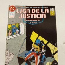 Cómics: LIGA DE LA JUSTICIA AMERICA Nº 43 / EDICIONES ZINCO. Lote 246126375