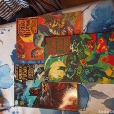 Cómics: LEYENDAS DE SUPERMAN Y BATMAN 3 TOMOS EDITORIALES ZINCO. Lote 246248125