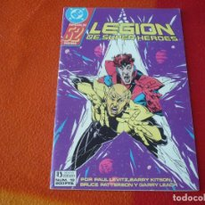 Fumetti: LEGION DE SUPERHEROES Nº 19 ( LEVITZ KITSON ) ¡BUEN ESTADO! DC ZINCO SUPER HEROES. Lote 246446145