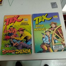 Cómics: X TEX 1 A 6 (EN 2 RETAPADOS DE 3)(ZINCO). Lote 246491905