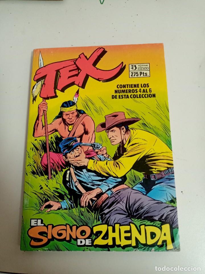 Cómics: X TEX 1 A 6 (EN 2 RETAPADOS DE 3)(ZINCO) - Foto 3 - 246491905