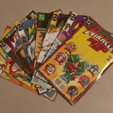 Cómics: MISTER MIRACLE COLECCIÓN COMPLETA EDICIONES ZINCO. Lote 246596065