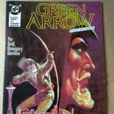 Cómics: GREEN ARROW PUBLICADO POR ZINCO (1 A 12 MÁS DC PREMIERE) - MIKE GRELL / ED HANNIGAN. Lote 246691925