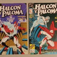 Cómics: HALCON Y PALOMA EDICIONES ZINCO. Lote 246711085
