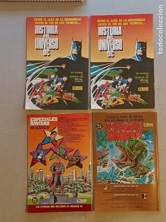 Cómics: MILENNIUM Y ESPECIAL MILENNIUM COMPLETAS EDICIONES ZINCO - Foto 3 - 246713375