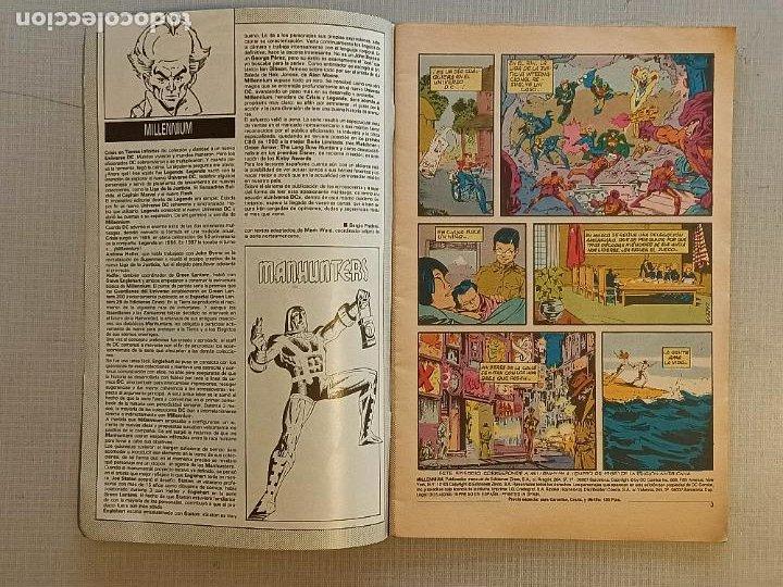 Cómics: MILENNIUM Y ESPECIAL MILENNIUM COMPLETAS EDICIONES ZINCO - Foto 6 - 246713375