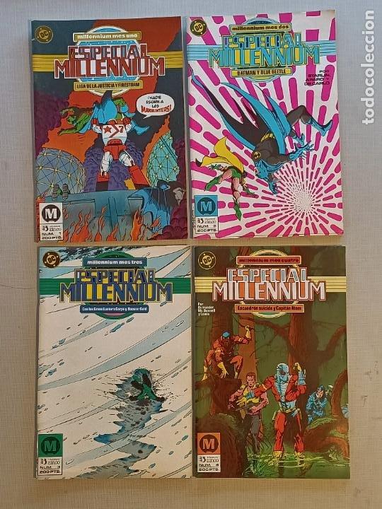 Cómics: MILENNIUM Y ESPECIAL MILENNIUM COMPLETAS EDICIONES ZINCO - Foto 8 - 246713375