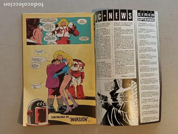 Cómics: MILENNIUM Y ESPECIAL MILENNIUM COMPLETAS EDICIONES ZINCO - Foto 15 - 246713375