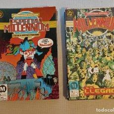 Cómics: MILENNIUM Y ESPECIAL MILENNIUM COMPLETAS EDICIONES ZINCO. Lote 246713375