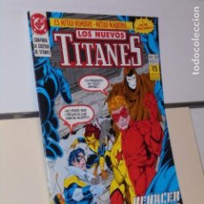 Comics : LOS NUEVOS TITANES VOL. 2 Nº 33 DC - ZINCO. Lote 246726120