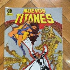 Cómics: NUEVOS TITANES Nº 3. Lote 246800690