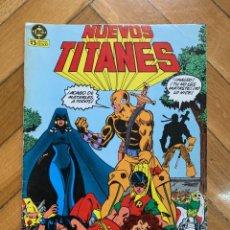 Cómics: NUEVOS TITANES Nº 2 - DEFECTUOSO. Lote 246800935