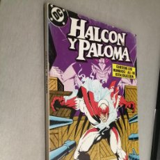 Fumetti: HALCÓN Y PALOMA / RETAPADO CON 5 NÚMEROS: 1, 2, 3, 4, 5 OBRA COMPLETA / ZINCO. Lote 247094195