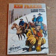 Cómics: COMIC DE KEN PARKER EN LARGO FUSIL DEL AÑO 1982 Nº 1. Lote 247171315