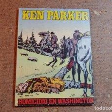 Cómics: COMIC DE KEN PARKER EN HOMICIDIO EN WASHINGTON DEL AÑO 1982 Nº 4. Lote 247171800