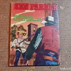 Cómics: COMIC DE KEN PARKER EN SANGRE EN LAS ESTRELLAS DEL AÑO 1982 Nº 6. Lote 247172195