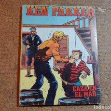 Cómics: COMIC DE KEN PARKER EN ATRACO EN CAZA EN EL MAR DEL AÑO 1982 Nº 9. Lote 247172990