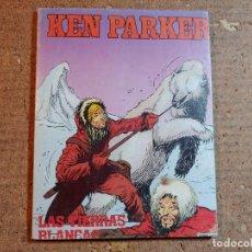 Cómics: COMIC DE KEN PARKER EN LAS TIERRAS BLANCAS DEL AÑO 1983 Nº 10. Lote 247173340