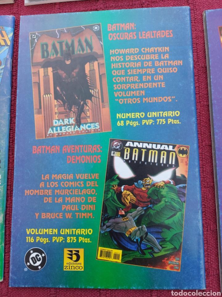 Cómics: SUPERMAN ZINCO-PLANETA DEAGOSTINI -LOTE DE 6 COMIC-KRYPTON- EL HOMBRE DE ACERO-AVENTURAS- HEROE DC - Foto 14 - 247178445