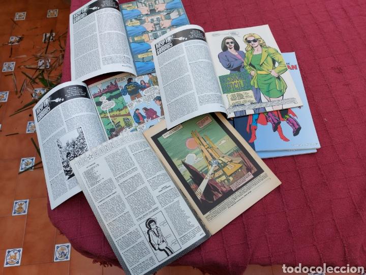 Cómics: SUPERMAN ZINCO-PLANETA DEAGOSTINI -LOTE DE 6 COMIC-KRYPTON- EL HOMBRE DE ACERO-AVENTURAS- HEROE DC - Foto 18 - 247178445