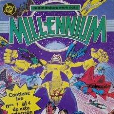 Cómics: MILLENIUM COMPLETA. 8 NUMEROS EN DOS RETAPADOS. EDICIONES ZINCO.. Lote 247343855