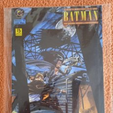 Cómics: LAS CRÓNICAS DE BATMAN 1 ZINCO. Lote 247347805