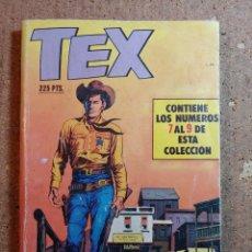 Cómics: COMIC DE TEX CONTIENE LOS NUMEROS 7 AL 9 DEL AÑO 1983 Nº 3. Lote 247369260