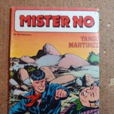 Cómics: COMIC DE MISTER NO EN TANGO MARTINEZ DEL AÑO 1983 Nº 12. Lote 247370750