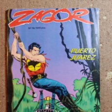 Cómics: COMIC DE ZAGOR EN PUERTO JUAREZ DEL AÑO 1982 Nº 16. Lote 247372070