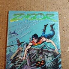 Cómics: COMIC DE ZAGOR EN EL TESORO DEL GALEON DEL AÑO 1982 Nº 13. Lote 247372420