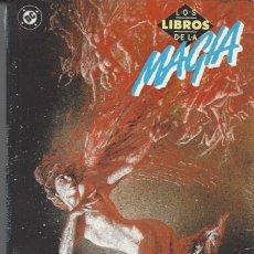 Comics : LOS LIBROS DE LA MAGIA - 4 TOMOS - COMPLETA - EDITORIAL ZINCO. Lote 248163455