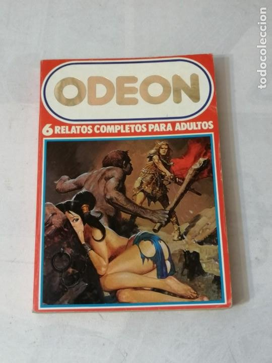 TOMO ODEON EXTRA Nº 2 CON 6 RELATOS COMPLETOS PARA ADULTOS. (Tebeos y Comics - Zinco - Otros)