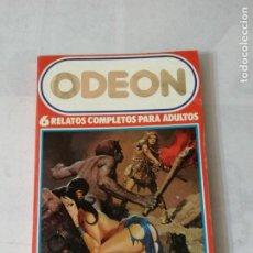 Cómics: TOMO ODEON EXTRA Nº 2 CON 6 RELATOS COMPLETOS PARA ADULTOS.. Lote 248354145