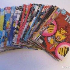 Cómics: COLECCION DE 30 COMICS: LOS NUEVOS TITANES - EDICIONES ZINCO. Lote 248471365