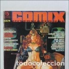 Cómics: X COMIX INTERNACIONAL Nº 1 A 6 (COMPLETA EN 2 RETAPADOS)(ZINCO). Lote 248690125