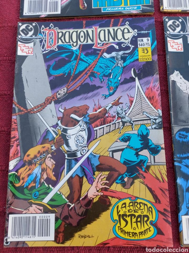 Cómics: DRAGONLANCE LOTE DE 6 COMIC EDICIONES ZINCO DC/DRAGONES/MAGIA/BRUJERIA/ESPADA/AVENTURAS/MITOLOGICAS - Foto 5 - 248733855