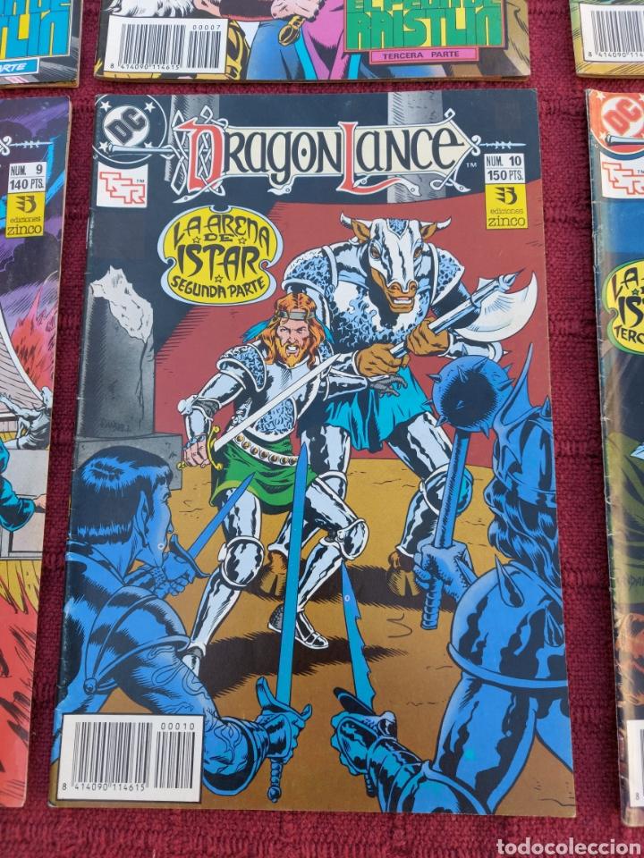 Cómics: DRAGONLANCE LOTE DE 6 COMIC EDICIONES ZINCO DC/DRAGONES/MAGIA/BRUJERIA/ESPADA/AVENTURAS/MITOLOGICAS - Foto 6 - 248733855
