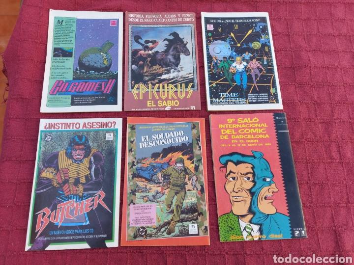 Cómics: DRAGONLANCE LOTE DE 6 COMIC EDICIONES ZINCO DC/DRAGONES/MAGIA/BRUJERIA/ESPADA/AVENTURAS/MITOLOGICAS - Foto 8 - 248733855