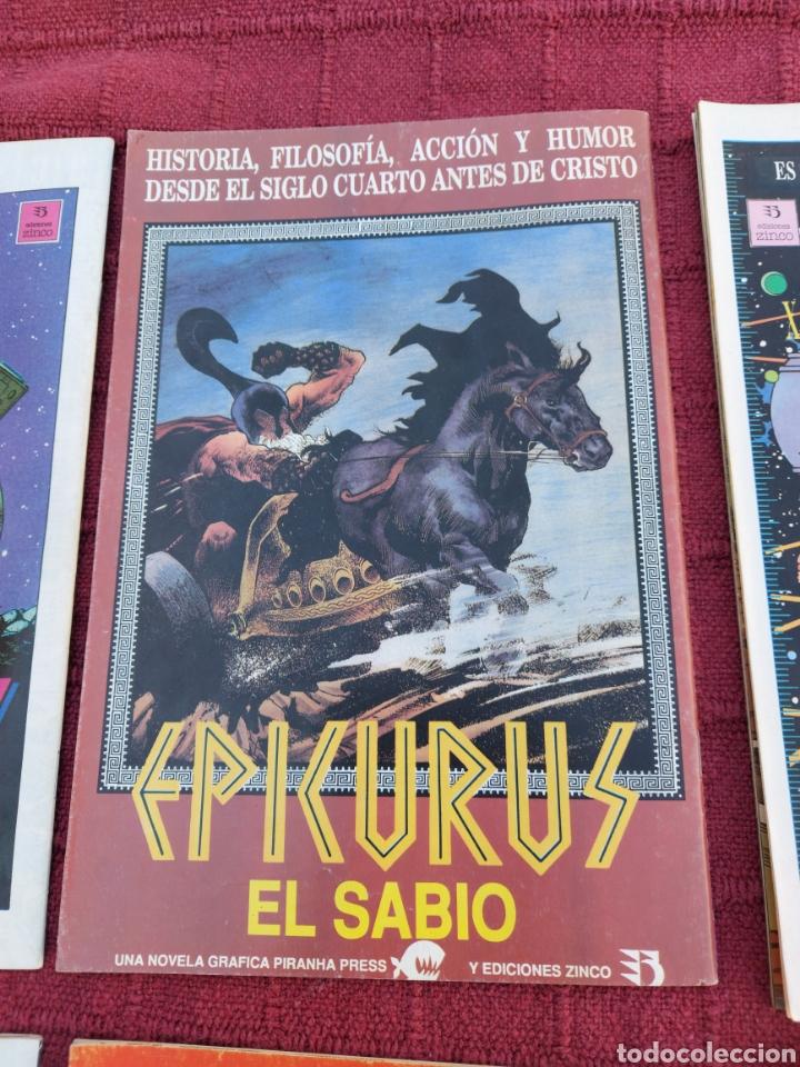 Cómics: DRAGONLANCE LOTE DE 6 COMIC EDICIONES ZINCO DC/DRAGONES/MAGIA/BRUJERIA/ESPADA/AVENTURAS/MITOLOGICAS - Foto 10 - 248733855