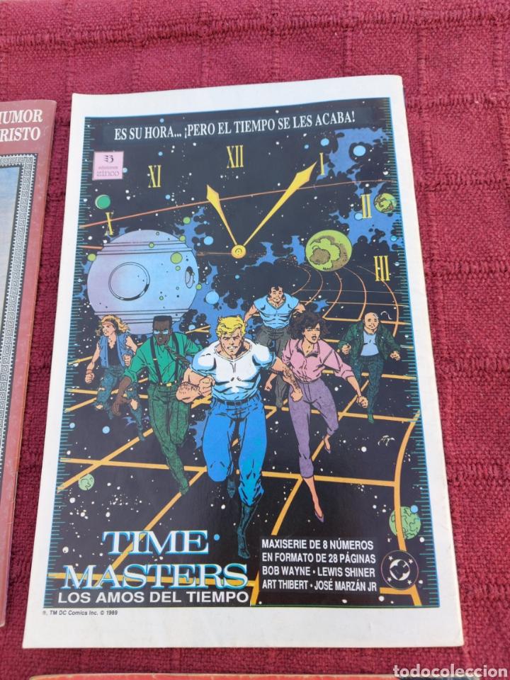 Cómics: DRAGONLANCE LOTE DE 6 COMIC EDICIONES ZINCO DC/DRAGONES/MAGIA/BRUJERIA/ESPADA/AVENTURAS/MITOLOGICAS - Foto 11 - 248733855