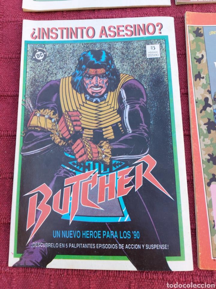 Cómics: DRAGONLANCE LOTE DE 6 COMIC EDICIONES ZINCO DC/DRAGONES/MAGIA/BRUJERIA/ESPADA/AVENTURAS/MITOLOGICAS - Foto 12 - 248733855