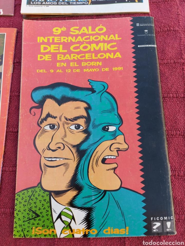 Cómics: DRAGONLANCE LOTE DE 6 COMIC EDICIONES ZINCO DC/DRAGONES/MAGIA/BRUJERIA/ESPADA/AVENTURAS/MITOLOGICAS - Foto 14 - 248733855