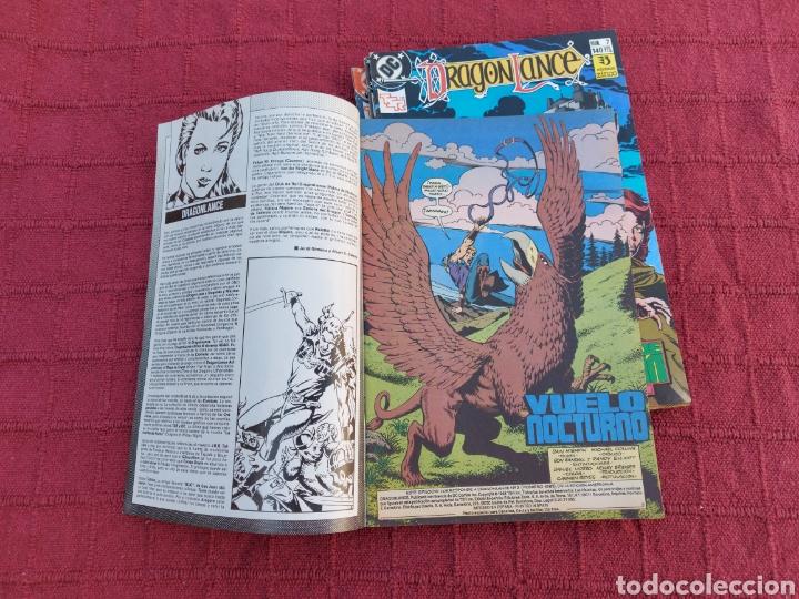 Cómics: DRAGONLANCE LOTE DE 6 COMIC EDICIONES ZINCO DC/DRAGONES/MAGIA/BRUJERIA/ESPADA/AVENTURAS/MITOLOGICAS - Foto 24 - 248733855