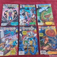 Cómics: DRAGONLANCE LOTE DE 6 COMIC EDICIONES ZINCO DC/DRAGONES/MAGIA/BRUJERIA/ESPADA/AVENTURAS/MITOLOGICAS. Lote 248733855
