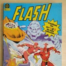Fumetti: FLASH RETAPADO 1-2-3-4-5. Lote 249452770