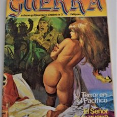 Cómics: GUERRA, RELATOS GRÁFICOS PARA ADULTOS Nº 3. Lote 249512845