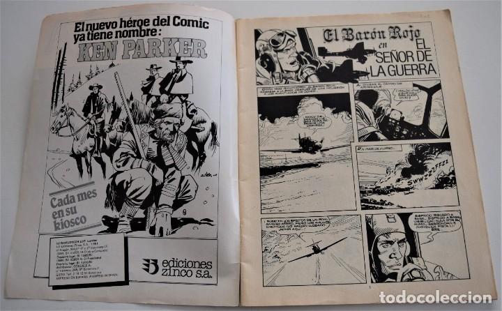 Cómics: GUERRA, RELATOS GRÁFICOS PARA ADULTOS Nº 3 - Foto 3 - 249512845